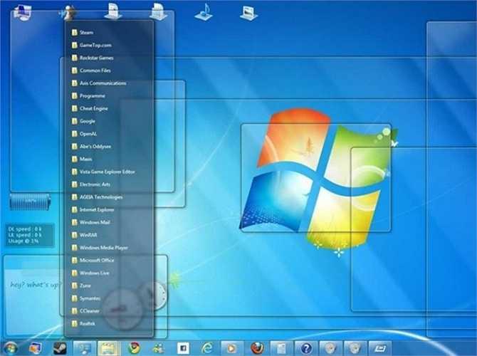 Hiệu ứng Aero Glass trên Windows 7 hoặc Vista tuy đẹp mắt nhưng làm tốn tài nguyên hệ thống, chỉ phù hợp với các máy tính có cấu hình mạnh với card đồ họa rời. Nếu PC của bạn có cấu hình thuộc hàng 'làng nhàng', tốt nhất bạn nên tắt Aero Glass đi để dành tài nguyên cho các tác vụ khác cũng như tăng tốc cho máy.