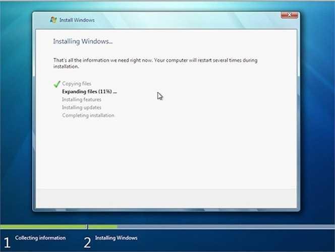 Khi máy bạn bị chậm do virus, đôi khi phần mềm diệt virus cũng không thể giải quyết được triệt để vấn đề. Lúc này bạn cần cài lại Windows và 'làm mới' hoàn toàn máy. Do việc cài lại sẽ xóa hết các ứng dụng trên phân vùng sẽ cài Windows, bạn cần sao lưu lại các dữ liệu quan trọng sang phân vùng khác.