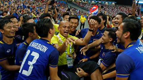 Thái Lan đã có một kì SEA Games đại thành công
