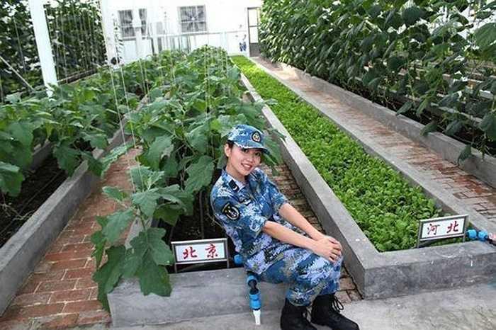 Bộ ảnh được tung lên các trang mạng Trung Quốc