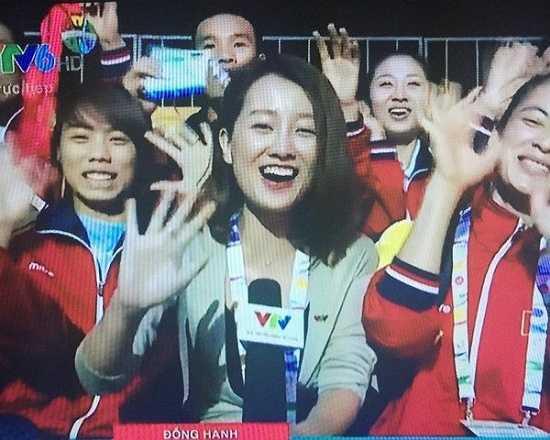 Dù đã là một MC quen mặt với khán giả truyền hình với các chương trình như Bản tin Thời Sự của Ban Truyền hình Đối ngoại - VTV4 nhưng phải đến SEA Game 28 vừa qua, Quỳnh Chi mới thực sự được công chúng biết đến nhiều