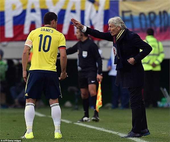 Tuy nhiên kết quả hòa không bàn thắng lại là vừa đủ giúp Colombia đi tiếp với tư cách đội xếp thứ ba có thành tích tốt