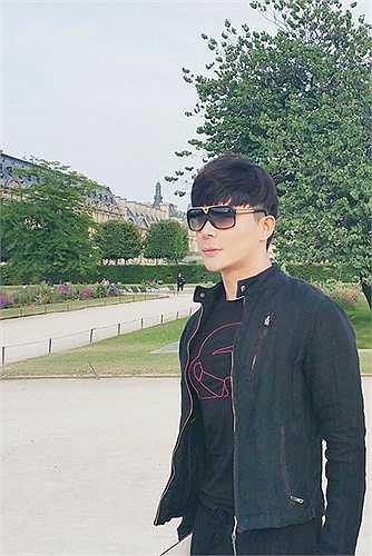 Lớn lên tại Paris, Nathan Lee yêu thương và gắn bó với kinh đô ánh sáng như một ngôi nhà thứ 2 của anh.