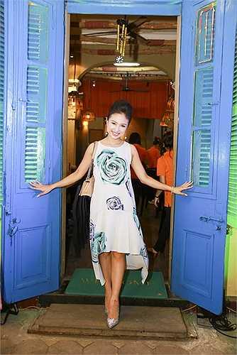 Từ lúc có ý tưởng mở quán ăn, MC Vietnam's Got Talent chuẩn bị gấp rút trong vòng 2 tháng.