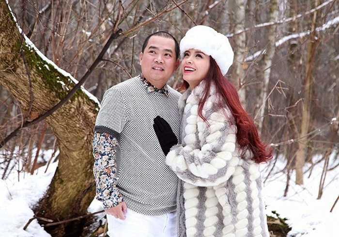 Cả hai vợ chồng đều có một sự nghiệp thành công trong làng giải trí.