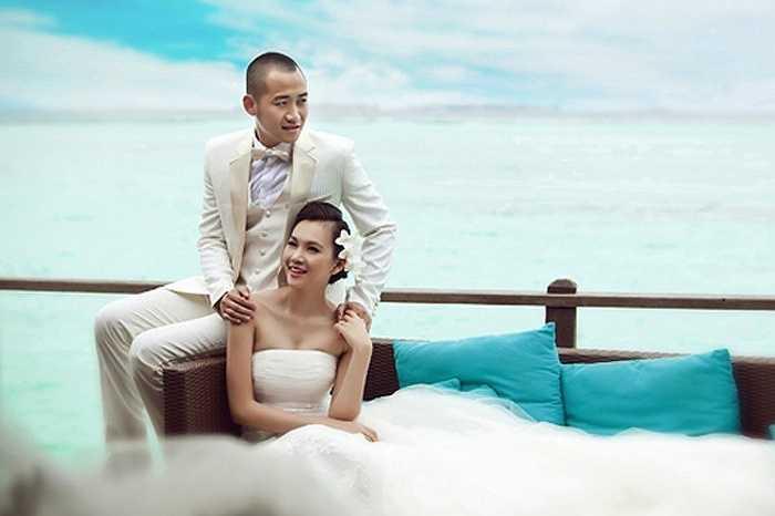 Ngoài công việc kinh doanh, ông xã Ngọc Thạch còn có sở thích sưu tậpsiêu xe.