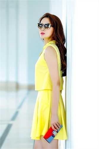 Hình ảnh của Hoa hậu Việt Nam 2014 dần đẹp lên trong mắt công chúng.