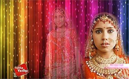 Chiếc vòng cổ tới 5 lớp ngọc trai và đá quý mà chị dâu Anandi đeo trong ngày cưới khiến nhiều khán giả phải 'ngả mũ' thán phục. (Nguồn: Dân Việt)