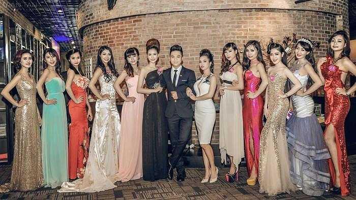 Vừa qua, Tâm đã giành thêm ngôi vị Á khôi 1 cuộc thi Miss Ha Noi Photo Model.