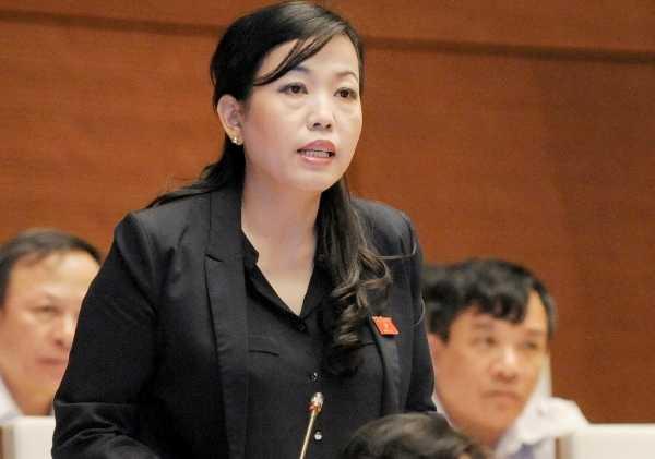 đại biểu Nguyễn Thanh Hải (Hòa Bình) – Phó Chủ nhiệm Văn phòng Quốc hội
