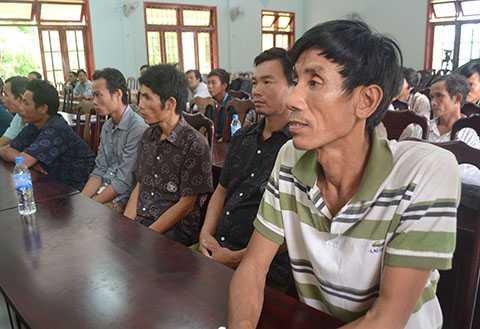 32 ngư dân, trên tàu cá, bị chìm, Trương Sa, ký ức, kinh hoàng, Quảng Ngãi