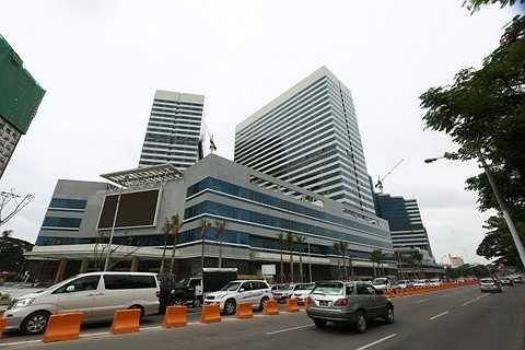 Dự án sẽ trở thành trung tâm văn hóa kinh tế của Việt Nam tại Myanmar.