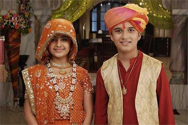 Bên cạnh sự quan tâm dành cho 'cô dâu nhí' Anandi (do Avika Gor thủ vai), những thông tin về 'chú rể nhí' cũng khiến người xem rất tò mò.