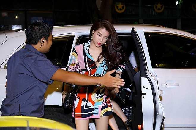 Trương Ngọc Ánh cũng có mặt tại sự kiện.