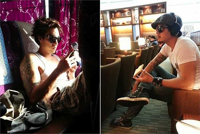 Tháng 1/2013, So Ji Sub khiến fan Việt giật mình khi đăng trên blog 2 tấm ảnh cùng lời bình luận:'Bài hát Picnic của tôi có hay không? Tôi đang làm việc chăm chỉ tại Việt Nam'.
