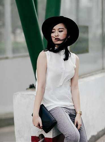 Sở thích của Trang: Mua sắm, thời trang và làm đẹp.