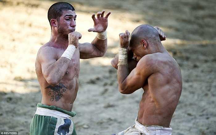 Đây được xem là môn bóng đá cổ ở Italia