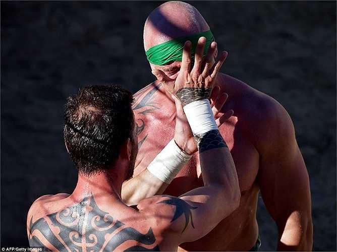 Xem thêm hình ảnh của môn thể thao bạo lực bậc nhất thế giới hiện nay
