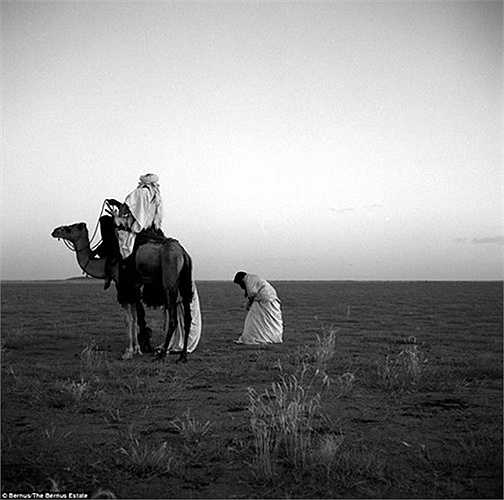 Những người đàn ông bộ lạc Tuareg sẽ phải chờ khi đêm tới, cưỡi lạc đà tới nơi ở của các cô gái trẻ và lẻn vào trong thông qua lối cửa sau để 'tình tự'