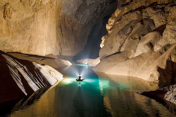 Những cảnh đẹp như Hang Sơn Đoòng sẽ được tiếp cận nhiều hơn nữa tới khách du lịch nhờ sự ỗ trợ của nhà mạng