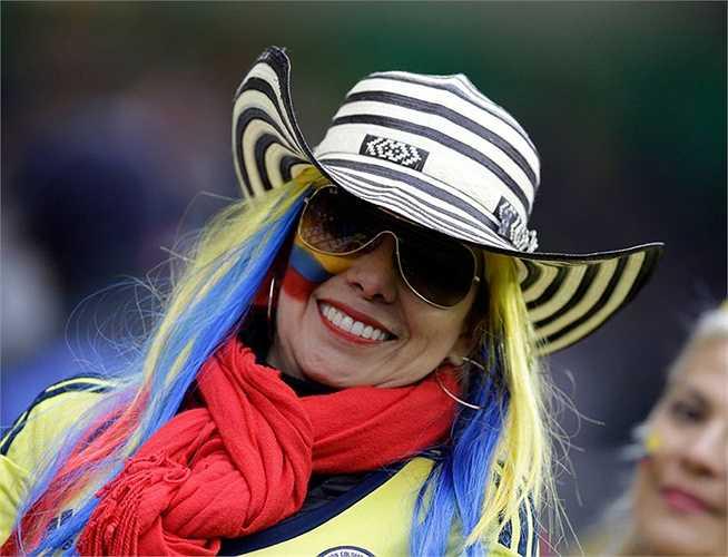 Dù được đánh giá cao nhưng Colombia đã phải rất chật vật mới vượt qua vòng bảng.