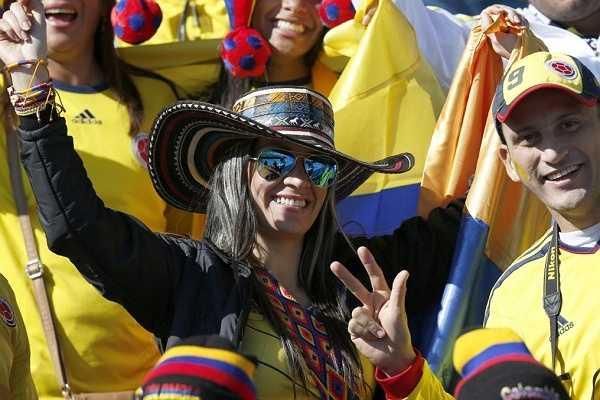 Ở ngày ra quân, Colombia bất ngờ ngã ngựa trước Venezuela với tỷ số 0-1