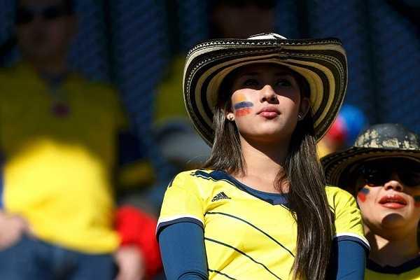 Ở lượt trận cuối, Colombia chỉ có được trận hòa 0-0 trước Peru và phải xếp sau chính đối thủ này.