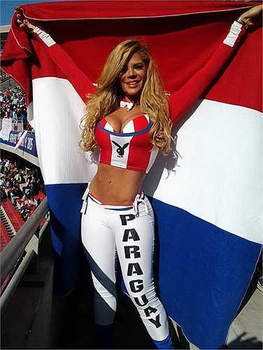 Paraguay hòa Argentina 2-2 ở ngày ra quân và đánh bại Jamaica 1-0 ở lượt trận thứ 2.