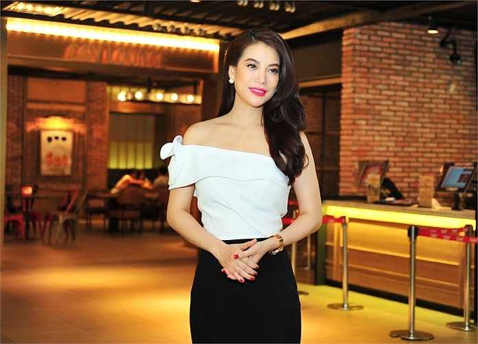 Thời gian gần đây, Trương Ngọc Ánh vướng tin đồn chia tay Kim Lý.