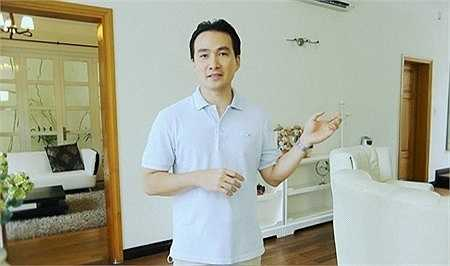 Hiện tại, Chi Bảo đang sở hữu một biệt thự sang trọng tại TP.HCM.