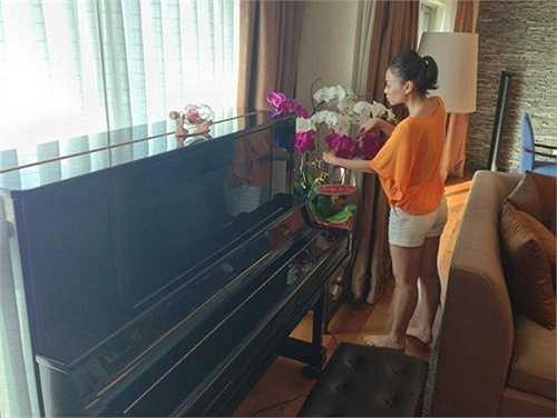 Thu Minh: Trước khi mua căn hộ hàng chục tỷ đồng tại quận 3, TP HCM, giọng ca Đường cong cũng từng ở nhà thuê. Tuy nhiên, nơi cô ở là căn hộ cao cấp ngay tại trung tâm thành phố với diện tích 250 m2 và giá 200 triệu/tháng.