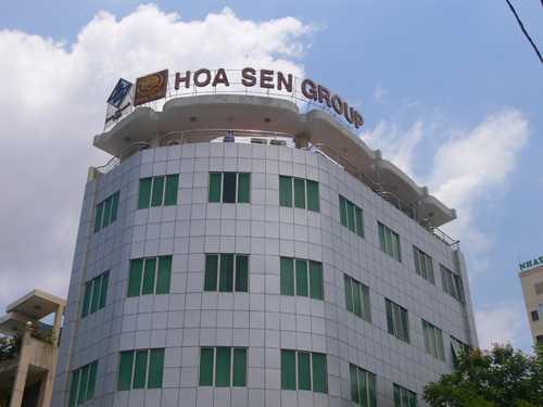 Tập đoàn Tôn Hoa Sen bị tố bán phá giá