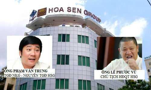 Lùm xùm  vụ cựu CEO Hoa Sen về việc khai man bằng cấp