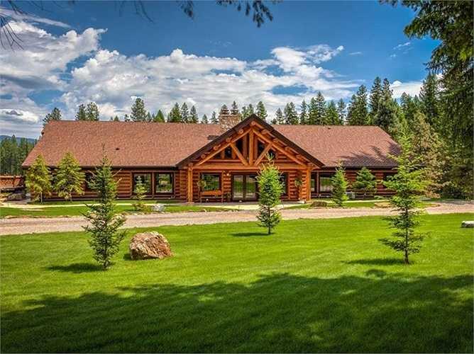 Đáng kể nhất tại khu biệt thự chính là khu vực spa, nghỉ dưỡng rộng hơn 740 m2.