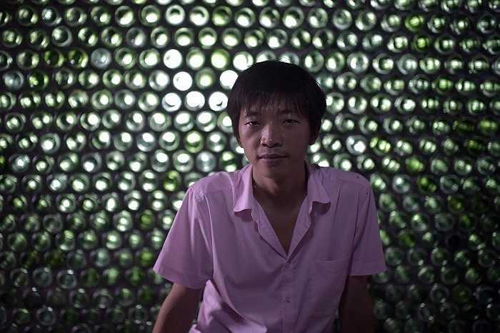 Đây là dự án đầu tiên của Li Rongjun sau khi nhận bằng kỹ sư xây dựng tại Đại học Khoa học và Công nghệ Nội Mông.