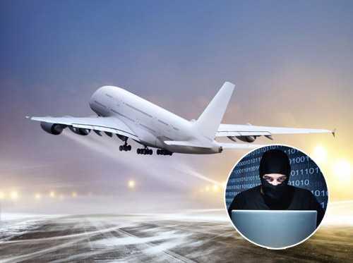 Tội phạm mạng có thể tạo ra mối đe dọa nguy hiểm với an toàn hàng không.