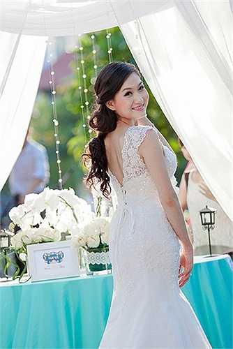 Sau vai diễn đanh đá trong Nhật ký Vàng Anh, Thanh Huyền thi vào trường Đại học Sân khấu điện ảnh.