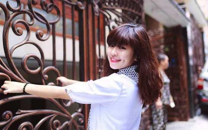 Đỗ Khánh Vân (sinh năm 1995) đang theo đuổi lĩnh vực thiết kế thời trang