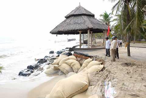 quản trị rủi ro, thảm họa thiên tai, cứu cánh, doanh nghiệp, Việt Nam, thiên nhiên