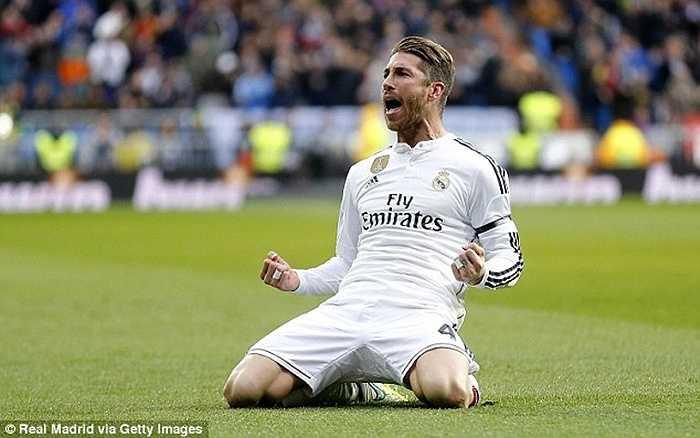 Sergio Ramos đã nói với Real Madrid rằng muốn đến Man Utd và cơ hội cho Quỷ đỏ là rất sáng sủa