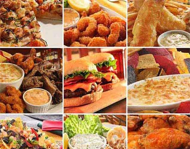 Thực phẩm đóng gói: Hầu hết các thực phẩm đóng gói đều chứa chất béo chuyển hóa không tốt cho sức khỏe của gan.