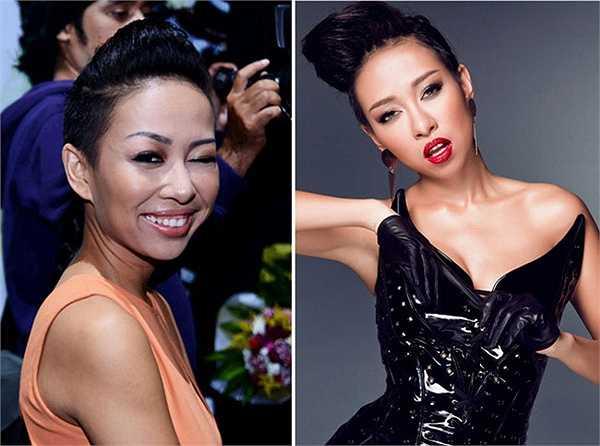 Gần đây, công chúng liên tục phải ngỡ ngàng bởi sự thay đổi tích cực về nhan sắc của nữ ca sĩ Thảo Trang.