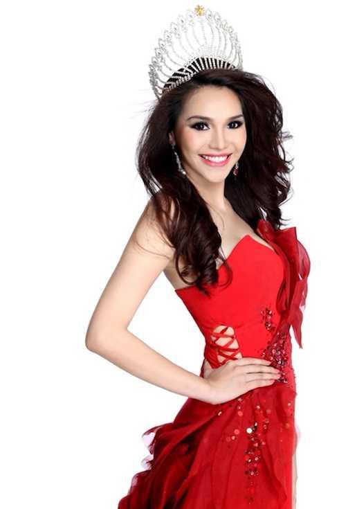 Hoa hậu Đông Nam Á Diệu Hân