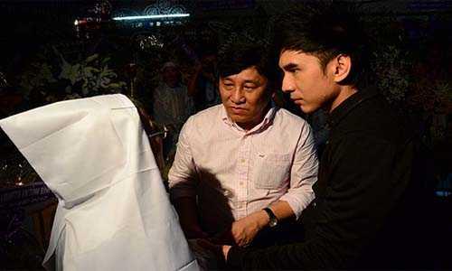 Nguyên Chủ tịch nước Nguyễn Minh Triết chia buồn cùng gia đình nhạc sĩ Phan Huỳnh Điểu.