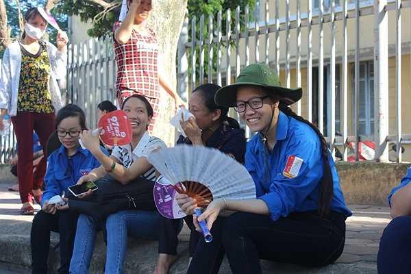 Đại học Bách Khoa Hà Nội - Cụm thi số 1 - có tổng 15.386 thí sinh.