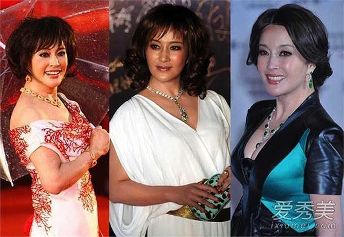Lưu Hiểu Khánh nhiều lần dính nghi án tiêm botox để giữ gìn tuổi thanh xuân khi đã ngoài 60 tuổi