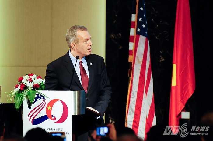 Đại sứ Mỹ tại Việt Nam Ted Osius cũng có những chia sẻ riêng