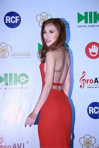 Miss bikini Kim Yến.