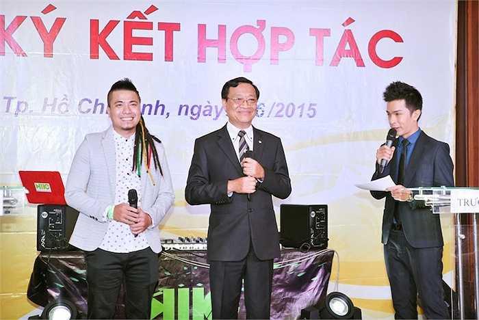 Trong sự kiện, công ty DMC Saigon và Trường Trung Cấp Du Lịch & Khách Sạn Saigontourist đã ký kết thoả thuận hợp tác.