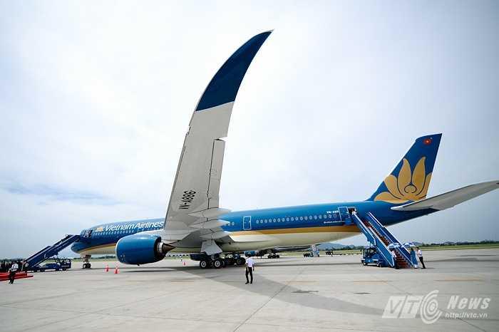 A350-900 có mức tiêu hao nhiên liệu ít hơn 20%